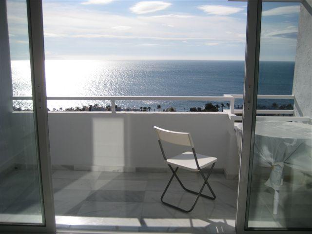 Luxe Studio Seafront, 14th Floor, Incredible View - Image 1 - Roquetas de Mar - rentals