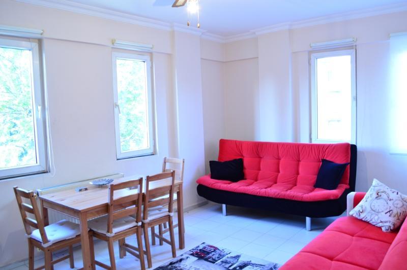 Livingroom - MODERN, STYLISH, SUNNY FLAT IN CENTER - Istanbul - rentals