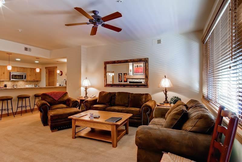 Aspen Ldg 4203 - Image 1 - Steamboat Springs - rentals
