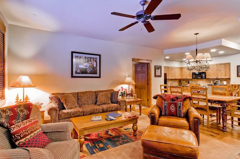 Champagne Ldg 3109 - Image 1 - Steamboat Springs - rentals