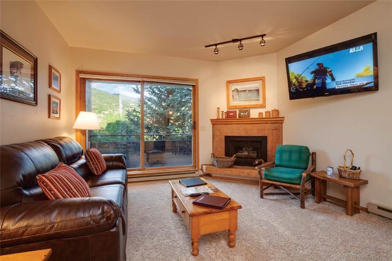 Comfortable Steamboat Springs 0 Bedroom Condo/Villa - Snow Flower 202 - Image 1 - World - rentals