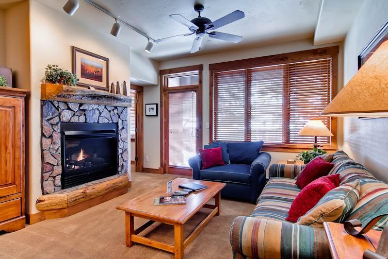 Timberline Ldg 2109 - Image 1 - Steamboat Springs - rentals