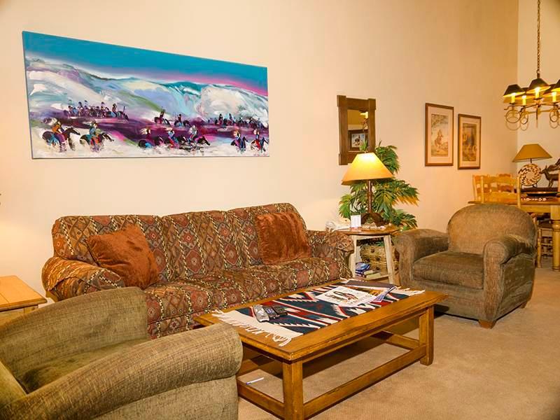 Timberline Ldg 2303 - Image 1 - Steamboat Springs - rentals