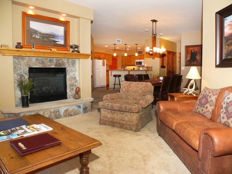 Torian Creekside 711 - Image 1 - Steamboat Springs - rentals