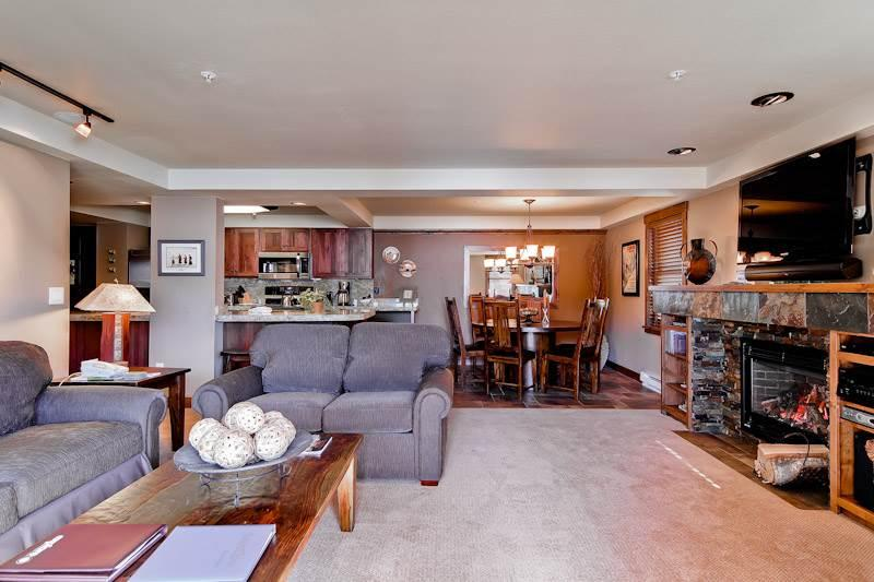 Torian Plaza 203 - Image 1 - Steamboat Springs - rentals