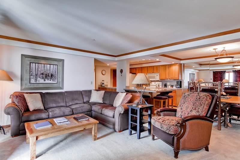 Torian Plaza 402 - Image 1 - Steamboat Springs - rentals