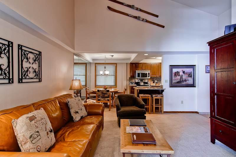 Torian Plaza 606 - Image 1 - Steamboat Springs - rentals