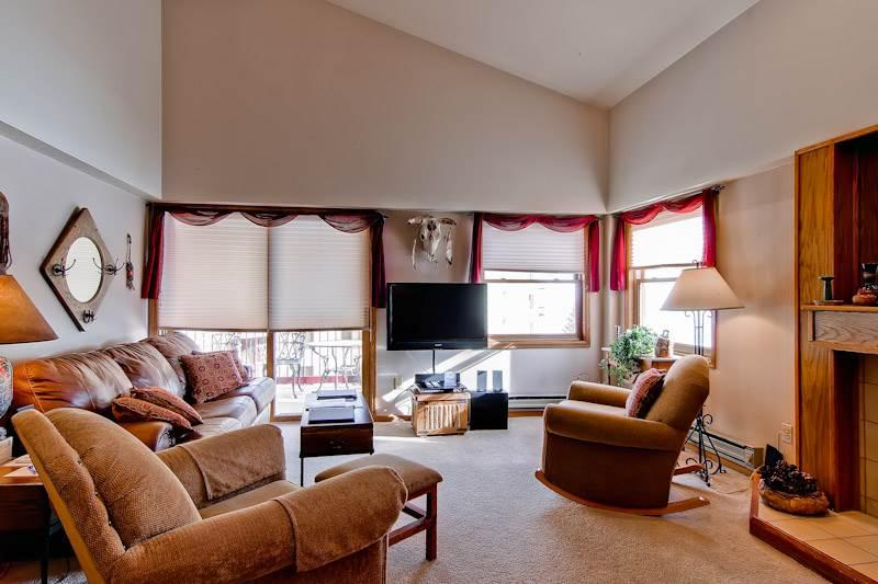 Torian Plaza 607 - Image 1 - Steamboat Springs - rentals