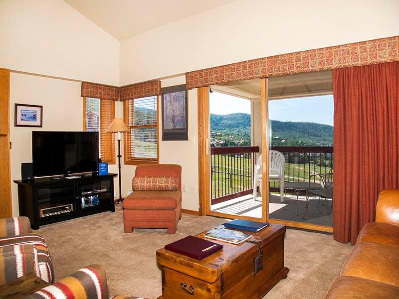Torian Plaza 804 - Image 1 - Steamboat Springs - rentals