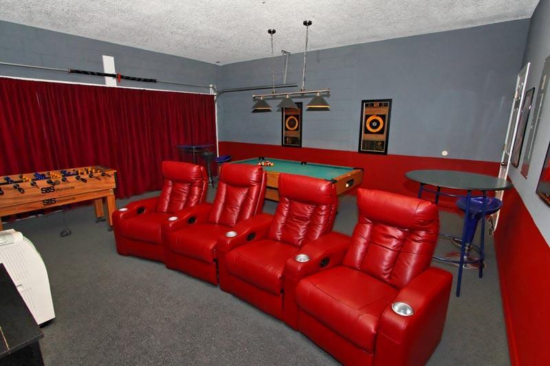Magical movie room! - Emerald Blossom - Four Corners - rentals