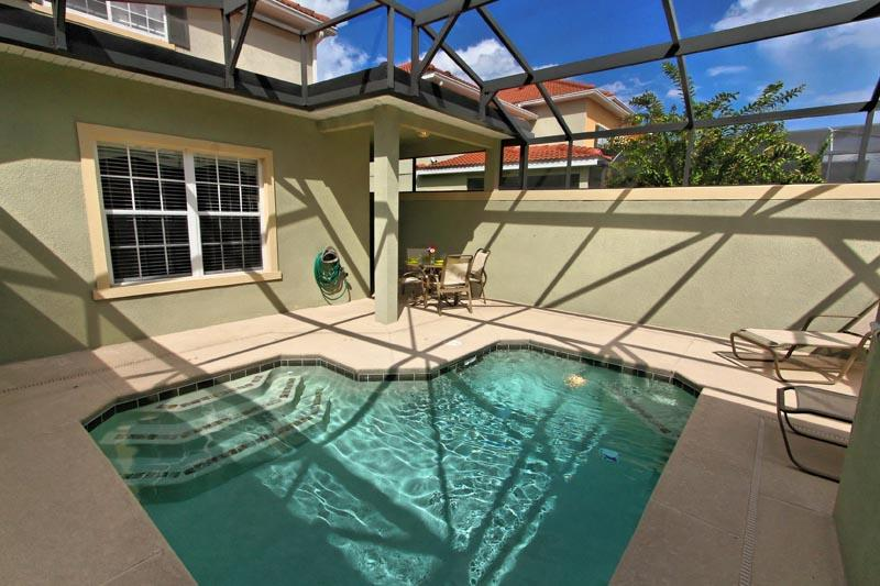 Sparkling clear pool - Memory Lane - Four Corners - rentals