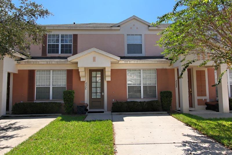 Fabulous Florida family town home - Caribbean Sunshine - Four Corners - rentals