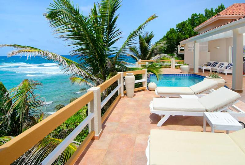 SPECIAL OFFER: St. Martin Villa 191 Overlooking Dawn Beach, One Of The Nicest Beaches On The Island. - Image 1 - Dawn Beach - rentals