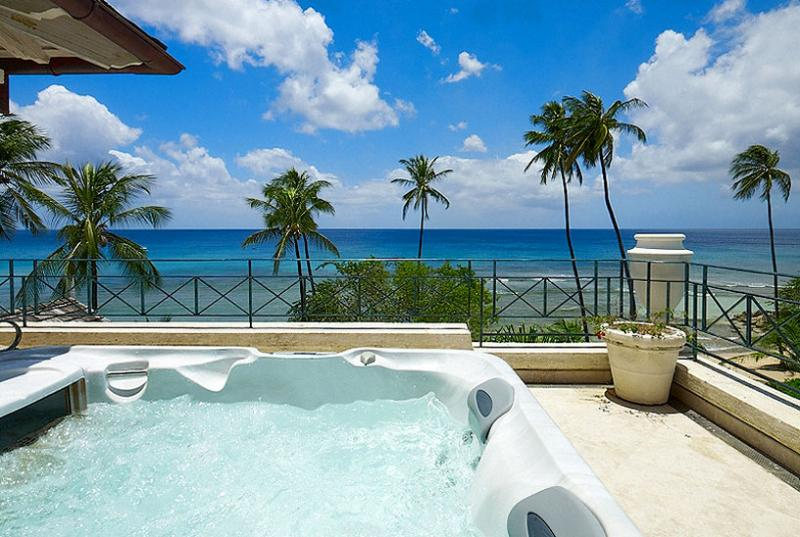 SPECIAL OFFER Barbados Villa 181 Has Lovely Landscaped Gardens, A Communal Swimming Pool And Direct Access To A Beautiful White Sand Beach. - Image 1 - Speightstown - rentals