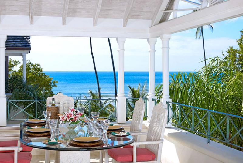 SPECIAL OFFER: Barbados Villa 182 This Well-appointed Two-storey Penthouse Apartment Offers An Idyllic Beachfront Living Experience. - Image 1 - Speightstown - rentals