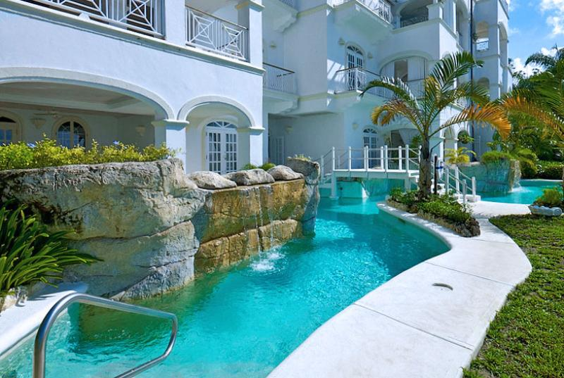 SPECIAL OFFER Barbados Villa 186 The Grounds Lead Directly On To The Golden Sands Of Paynes Bay Beach, Where Sun Chairs & Umbrellas Await. - Image 1 - Paynes Bay - rentals