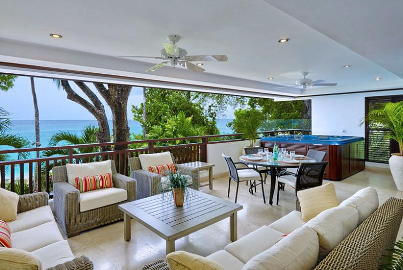 SPECIAL OFFER Barbados Villa 193 Intimately Set In Luxuriously Landscaped Gardens With Beautiful, Aged Mahogany Trees And A Private Entrance To The Beach. - Image 1 - Paynes Bay - rentals