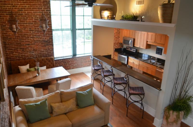 Loft on Congress at City Market! SVR 00305 - Image 1 - Savannah - rentals