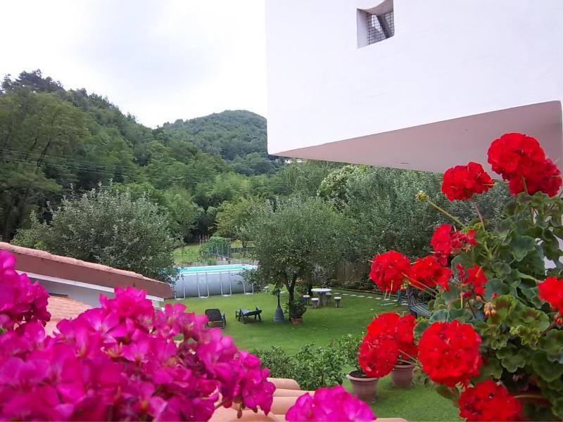 giardino - Casa Petunia - Red - San Martino in Freddana - rentals