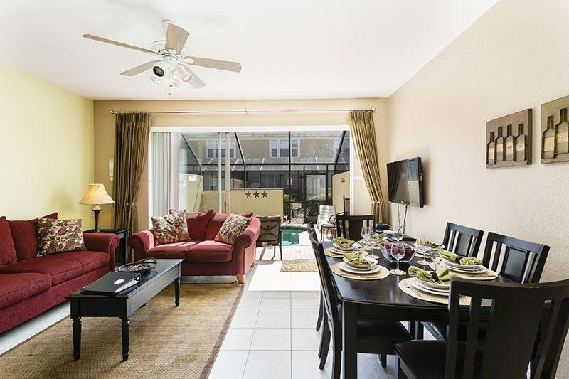 Windsor Wonderland | Luxury Townhome with Upgraded Granite Countertops and South Facing Pool - Image 1 - Kissimmee - rentals