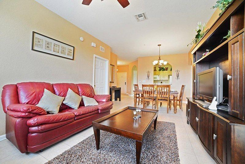 Your Magical Getaway | Oversized 2nd Floor Condo, Located in Bldg 1 with a West Facing Balcony - Image 1 - Kissimmee - rentals