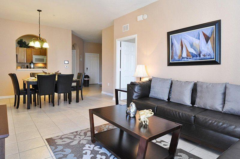 Magical Memories | Top Floor Oversized Condo, Located in Bldg 5 with Recent Upgrades and 47-Inch TV in Living Room - Image 1 - Orlando - rentals