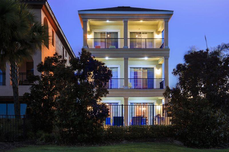 Reunion Palace   Expansive Luxury Villa with 3 Floors, Pool Table, Air Hockey, & 3 Unique Arcade Games - Image 1 - Kissimmee - rentals