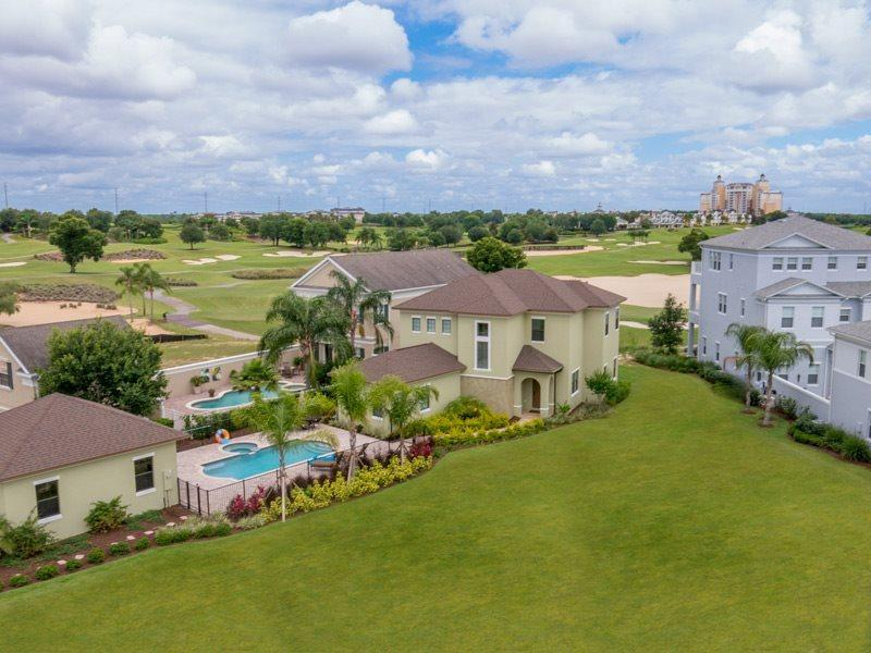 This spectacular vacation home features 3,000 Sq. Ft. of upscale luxury - RVH035 Reunion View Point - Luxury Reunion 4 Bed - Florida - rentals
