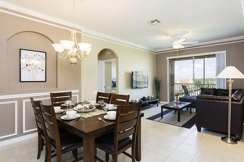 This stunning vacation condo is full of upscale luxury. Please look further as you will be impressed - Upgraded Top Floor Vacation Rental with Firework View - Kissimmee - rentals