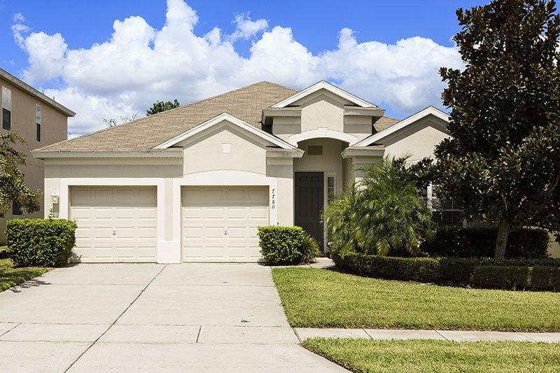 Make yourself at home in this lovely 4 bedroom pool home - MVH072 Florida Haven - 4 Bed Pool Home - Kissimmee - rentals