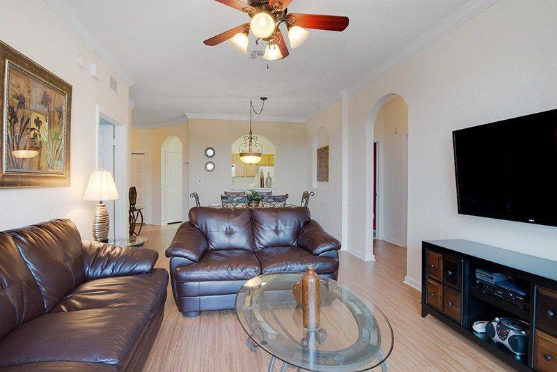Windsor Luxury Condo | 3rd Floor Condo, Located in Bldg 3 with Upgraded Flooring, 55-inch TV and Mickey Mouse Room - Image 1 - Four Corners - rentals