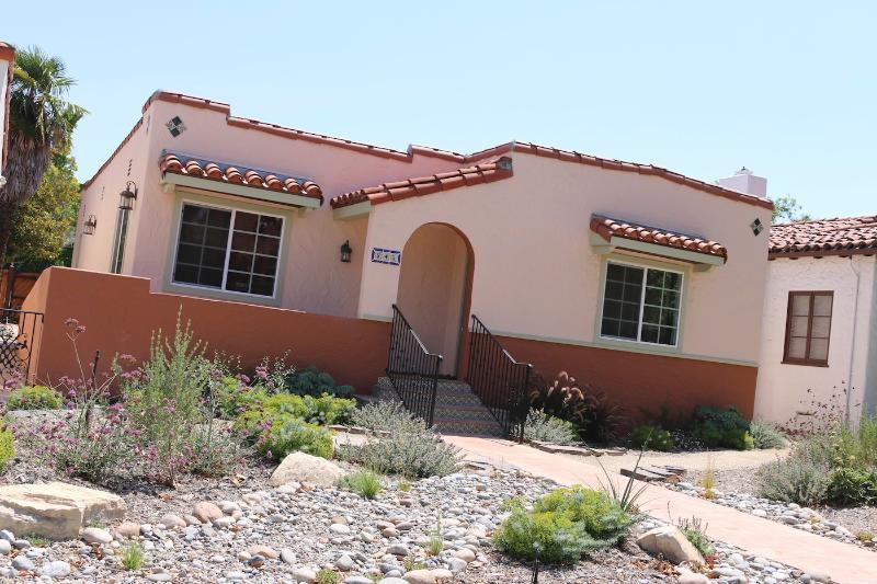 Casa LoJo from 13th St. - Casa LoJo - Charming Downtown Paso - Paso Robles - rentals