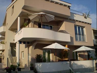 house - 8015 A1(4+1) Crveni - Biograd - Biograd - rentals