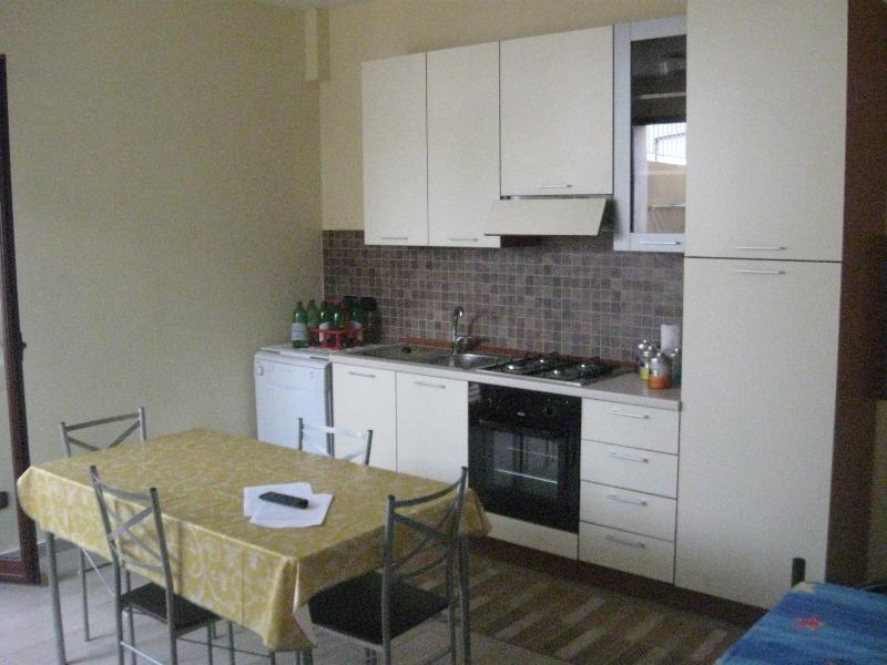 Cucina - Erasippe Residence - Zaleuco Flat - Favaro - rentals