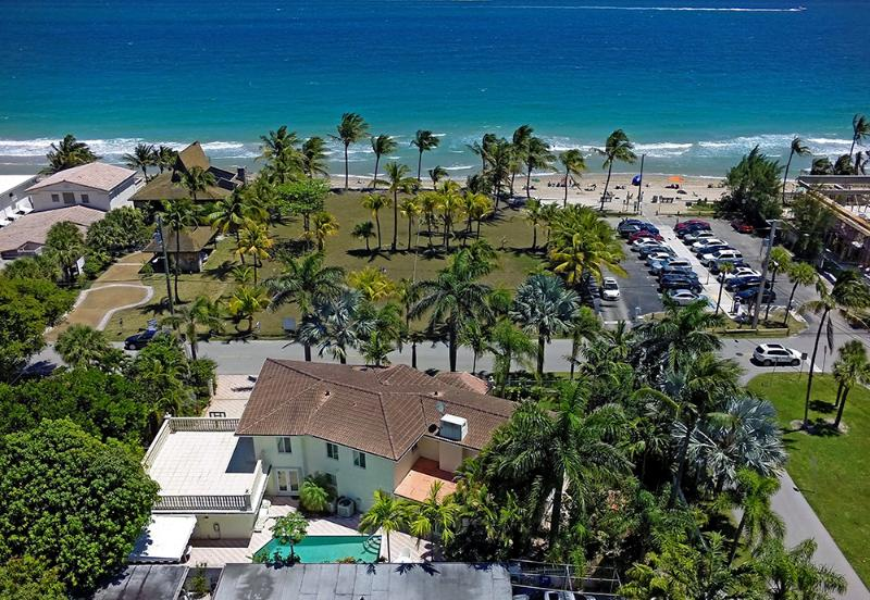 Atlantic Beach House.. Ocean front home. - Image 1 - Fort Lauderdale - rentals