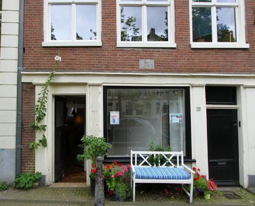 Private apartment on the grond floor in the centre! - Image 1 - Amsterdam - rentals