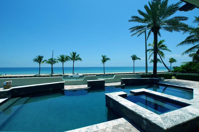 .Luxury Oceanfront home.. Available for Boat Show! - Image 1 - Fort Lauderdale - rentals