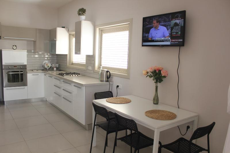 Living Room - Short term apartment in Netanya - Netanya - rentals