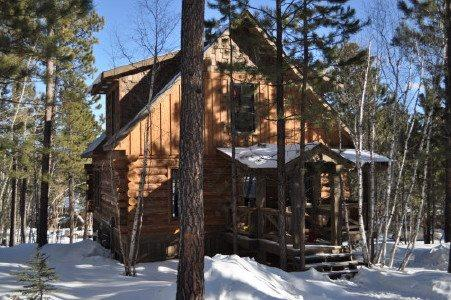 Log Cabin Lodge - New Listing! - Image 1 - Lead - rentals