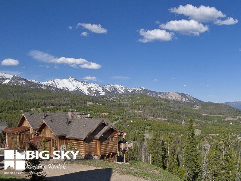 Big View Chalet - Image 1 - Big Sky - rentals