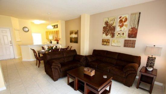 3 Bedroom 2.5 Bathroom Townhome with Private Pool. 3033YLL - Image 1 - Orlando - rentals