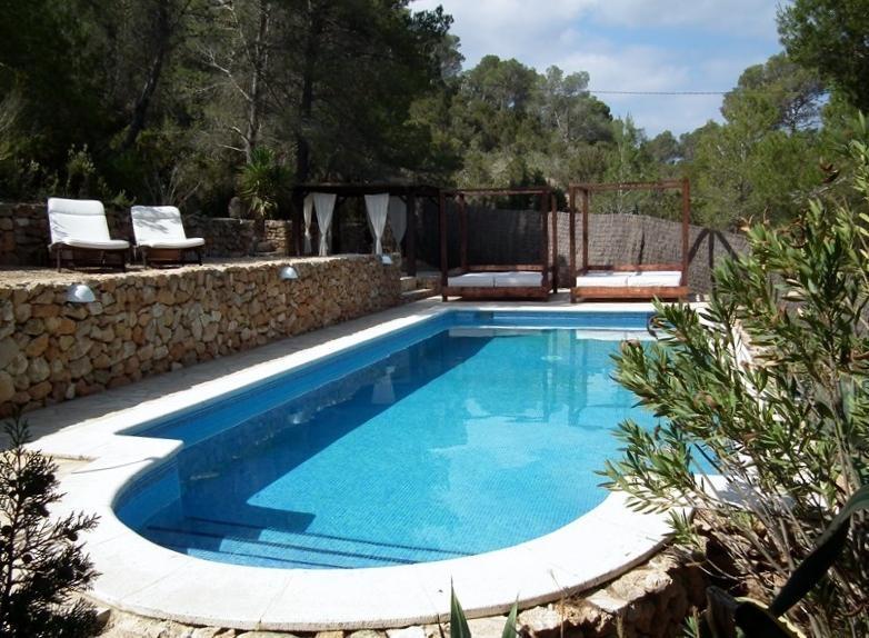 5 bedroom Villa in Cala Conta, Ibiza, Ibiza : ref 2240104 - Image 1 - Cala Tarida - rentals