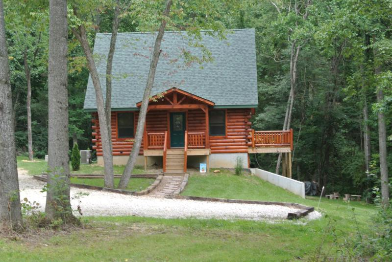 Lazy Creek Cabin in French Lick - Image 1 - French Lick - rentals