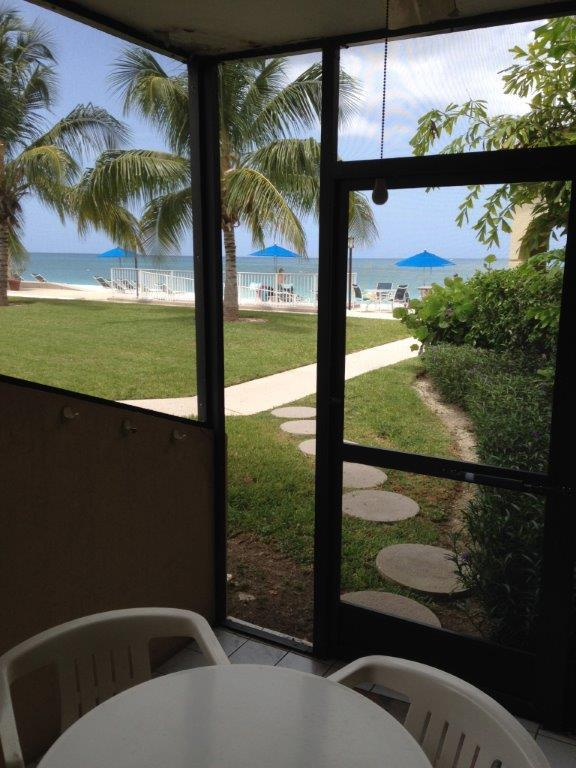 Cayman Reef Resort #33 - Personal Lanai Overlooking Beach & Ocean - Image 1 - Seven Mile Beach - rentals
