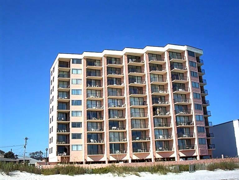 Carolina Reef #606 - Image 1 - North Myrtle Beach - rentals