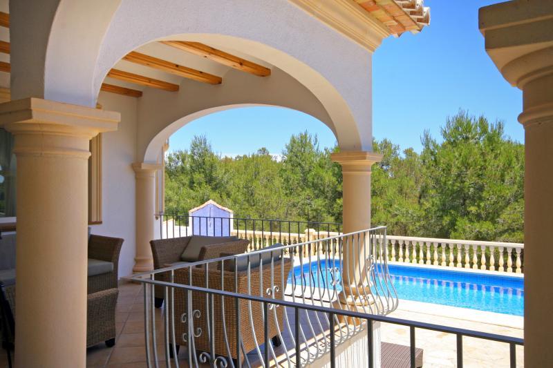 Costa Blanca Villa in Spain Near a Beach - Villa Azul - Image 1 - Javea - rentals