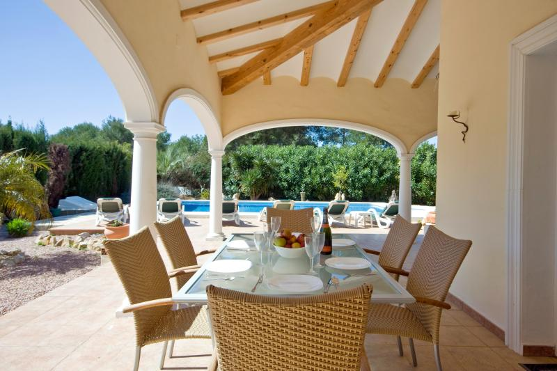 Spanish Villa in Javea with Magnificent Surroundings - Villa Falzia - Image 1 - Javea - rentals