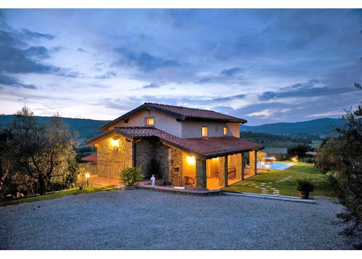 italy/tuscany/villa-mera - Image 1 - Torricella di Monte San Savino - rentals