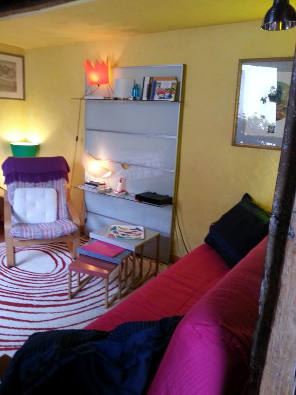 Squeaky clean kitchen - Clean Studio Apartment with Real Kitchen in Paris - Paris - rentals