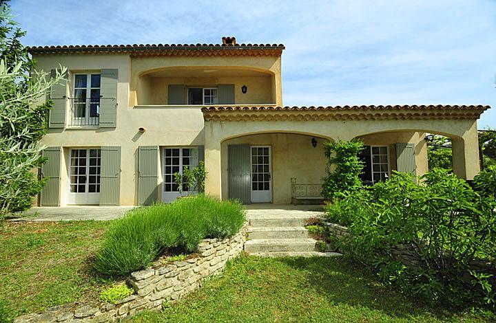 Villa Saturn - Image 1 - Villars en Luberon - rentals